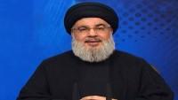 Hizbullah Lideri Seyyid Hasan Nasrullah Bu Akşam Bir Konuşma Yapacak