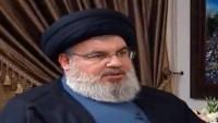 Seyyid Hasan Nasrullah: Suriye'de Yakında Büyük Bir Zafer Var