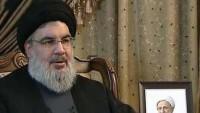 Seyyid Hasan Nasrullah: Merhum Ayetullah Behcet Hizbullah'ın Manevi Babasıydı