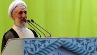 Tahran Cuma imamı: Müslüman milletlerin Amerika ve Siyonist rejimin komplolarına karşı vahdet ve birlikteliklerini korumaları gerek