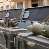 Suriye Ordusu El-Meyadin kentinde IŞİD'e ait cephaneliklerde NATO ve İsrail yapımı silahlar ele geçirdi