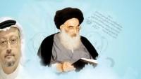 Arabistanlı Yazar, Ayetullah Sistani'nin Tutumuna Övgü Yağdırdı