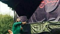 Foto: İranlı Mücahid Emir Siyavuşi'de şehitler kervanına katıldı