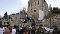 Siyonist Yerleşimciler El-Halil'de Filistinlilere Ait Evlere Baskın Düzenledi 