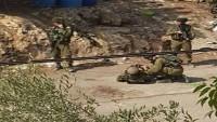 Mescidi Aksa Sanucuların Taşlı Saldırısına Uğruyan Siyonist Bir Asker Yaralandı