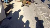 Kullandığı Motosikletle Otobüse Çarpan Siyonist İsrail Askeri Hayatını Kaybetti