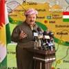Siyonist Barzani'nin Irak'ı bölme hayali uğruna çalışmaları sürüyor