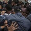 Siyonist İsrail'deki Etiyopyalı Yahudiler Tekrar Ayaklandı