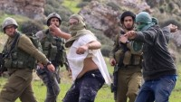 Yahudi Yerleşimciler Nablus'un Güneyinde Filistinlilere ve Araçlarına Saldırdı