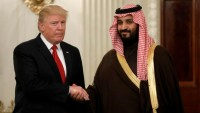 Siyonist Trump: Selman Bin Muhammed'in yanındayım