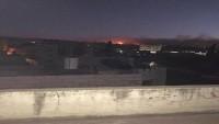 Siyonist İsrail Cayır Cayır Yanıyor: Alevler Beyt Lakiya'ya Ulaştı
