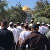 Siyonist Fanatik Yahudiler Mescid-i Aksa'ya Baskın Düzenledi