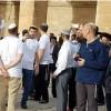 Yüzlerce Siyonist Yerleşimci Bu Sabah Mescid-i Aksa'ya Baskın Düzenledi