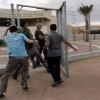 Gazze Direnişçilerinin Sderota Attığı Füzelerden 3'ü Bir Okula İsabet Etti
