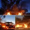 Gazze Direnişçileri Siyonist Askerleri Taşıyan Otobüsü Kornet Tipi Güdümlü Füzeyle Vurdu: 2 Siyonist Öldü, 5 Yaralı