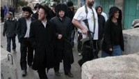 Siyonist yerleşimciler, yine Filistinlilere ait bir evi yaktı