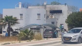 Gazze Direnişi Siyonist İsrail'in Askalan, Mordehay Ve Sderot Kasabalarını 15 Adet Grad Füzesiyle Vurdu: 7 Ev Kullanılamaz Hale Geldi