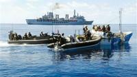 Somali açıklarında Hint gemisi kaçırıldı