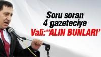 Şanlıurfa Valisine IŞİD'i Soran 4 Gazeteci Gözaltına Alındı
