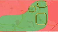 Teröristler Golan yakınlarındaki 3 köyü daha orduya teslim ediyor !