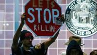 Chicago'da protestolar durulmuyor