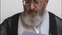 Ayetullah Cafer Subhani: Kur'an'ı baz alan eğitimde çocuk ve gençlere daha çok önem verilmelidir