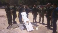 İHA'lar Suriye'de IŞİD mevzilerini vurdu