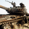 Suriye Ordusu Dera Ve Han Tuman Bölgesinde Tekfircilere Ait 4 Tankı İmha Etti
