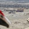 Suriye ordusu, Palmira çevresindeki üssün yakınlarındaki tepeyi ele geçirdi