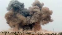 Suriye birlikleri, Deyruzzor'daki IŞİD mevzilerini hedef aldı