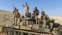 Hama Kırsalında 50 Terörist Daha Öldürüldü