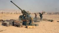 Suriye ordusu IŞİD'in yakıt konvoyunu imha etti