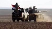 Suriye'de 5 Araçlık Terör Konvoyu İmha Edildi