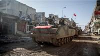Türk Askeri, Sultan Murad Tugayı Görünümüyle Suriye'ye Girdi
