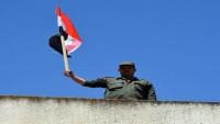 Suriye bayrağı Hama'nın Akreb ve Tanaf köylerinde dalgalandı