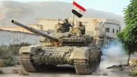Suriye ordusu Türkiye sınırına doğru ilerliyor: 3 köyü daha kurtardı
