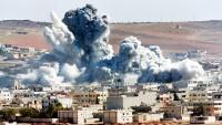 Suriyeli yüzlerce sivil, Amerika saldırılarının kurbanı oldu