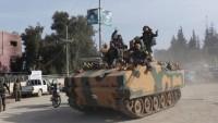 Suriye yönetimi Afrin işgalini kınadı
