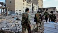 Suriye ordusu Hanaser'i IŞİD'den aldı