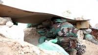 Suriye'nin Dera Kırsalında Onlarca Terörist Öldürüldü