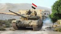 Suriye Ordusu İle Hizbullah Mücahidleri Tedmur Şehrine 3 Koldan Girdi