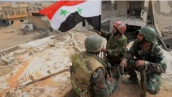 Suriye'de teröristler kimyasal silah kullandı