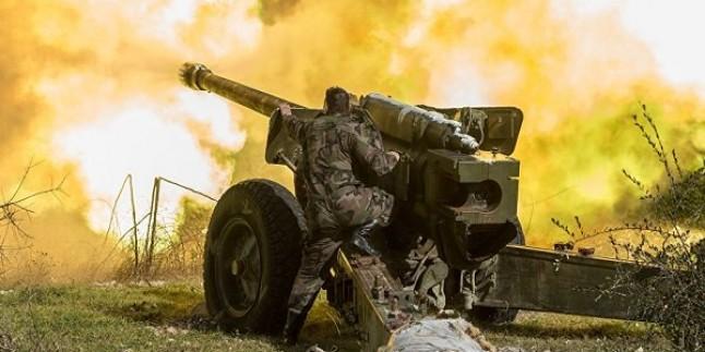 Suriye Ordusu Tekfirci Teröristlerin Hama Kırsalındaki Mevzilerini Bombaladı
