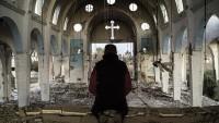 IŞİD'in, Suriye'nin Karyatayn kentinde 21 Suriyeli Hıristiyan'ı katletti