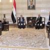 Suriye Başbakanı: İran'a yardımlarından dolayı minnettarız