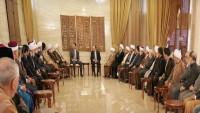 Beşşar Esad: Düşmanlar Fitne ve Ayrılık Silahlarını Kullanıyor