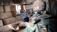 'ÖSO' teröristlerinin Cisreşşuğur bölge komutanı Ziyad Kassum çok sayıda teröristle birlikte öldürüldü
