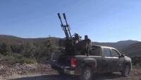 Suriye Ordusu, Doğu Ğuta'da bir deponun içine saklanan 22 teröristi canlı olarak yakaladı