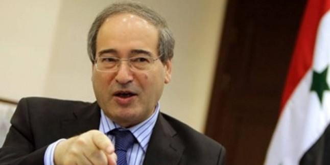 Suriye Arap Birliği'ne dönüşle ilgili şartı reddetti