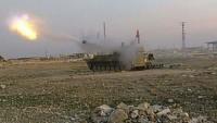 Suriye Ordusunun Temizlik Operasyonları Sürüyor: Yüzlerce Terörist Öldürüldü